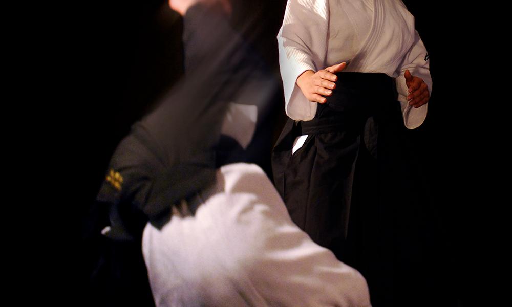 Aikido Nagewaza