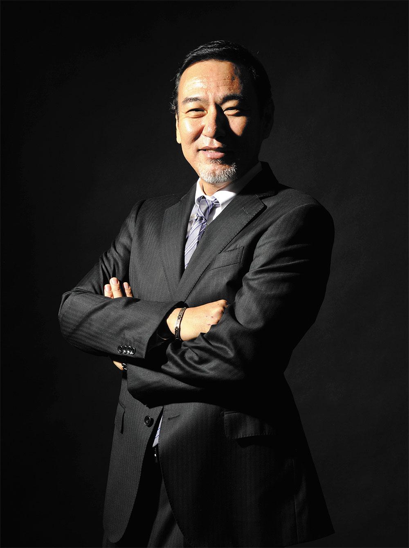 Takahiko Kimura, President of Tozando