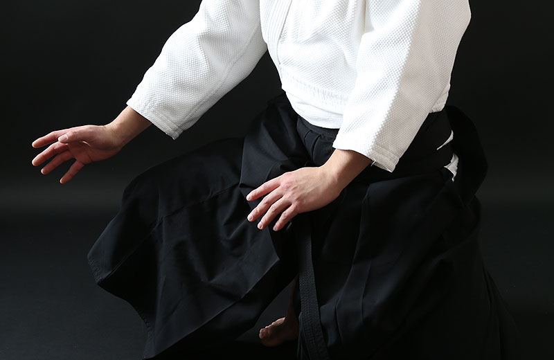 Aikido Ashisabaki foot movement