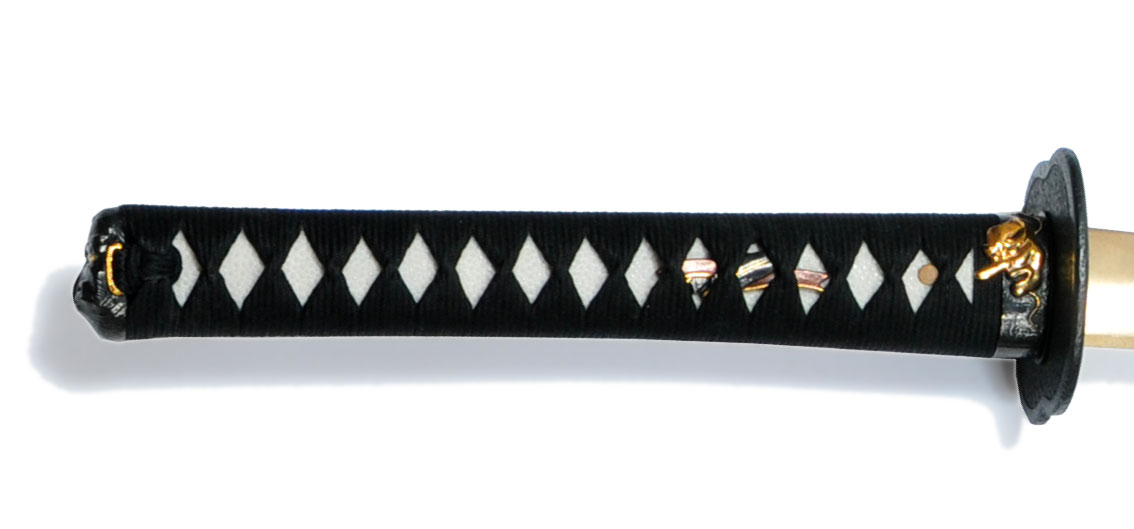Japanese sword Tsuka handle