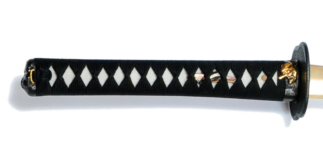 Japanese sword Tsuka handle