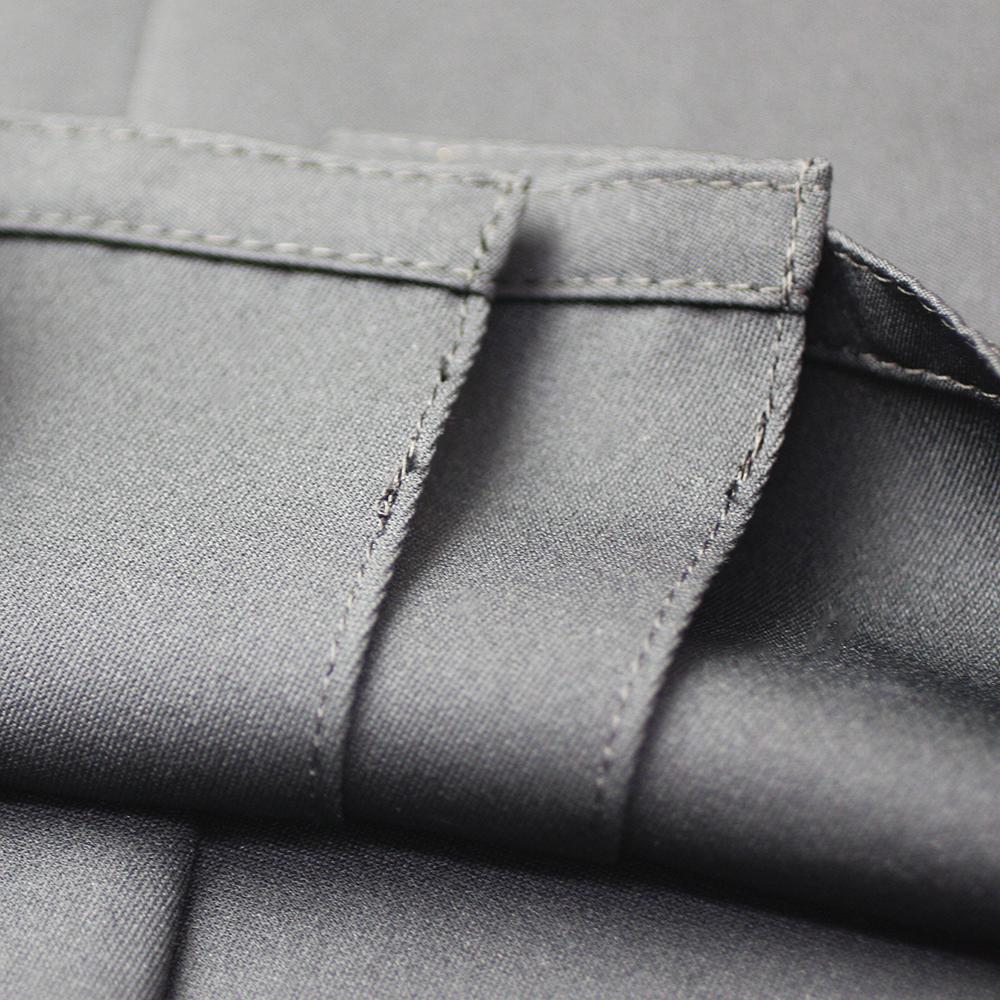"Inner-stitched pleats of Tozando Deluxe Polyester Aikido Hakama ""UME"""