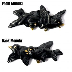 Meoto-dori Menuki