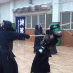 Let's think seriously about the safety of Kendo