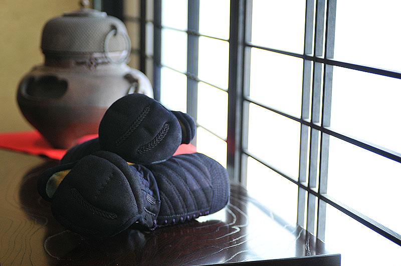 Tozando's patented Kendo Kote, Tornado Stitch Kote