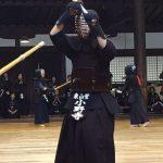 Jōdan-no-kamae: The stance of fire