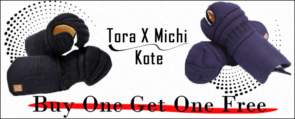 Tora and Michi Kote - Buy One Get One Free!