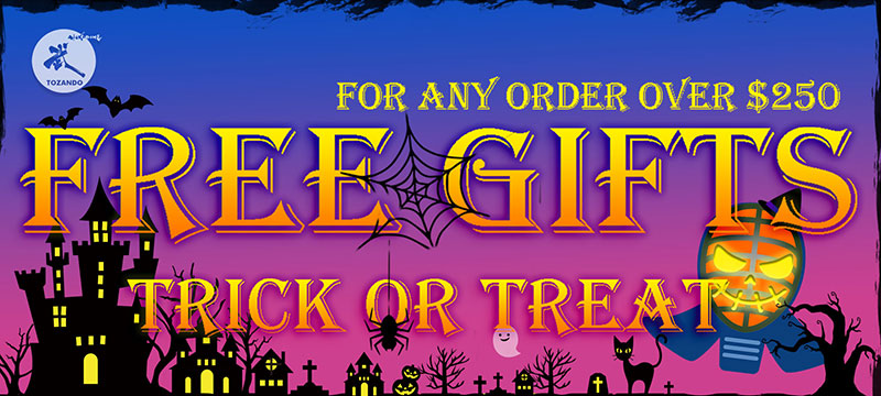 Trick or Treat Free Gift