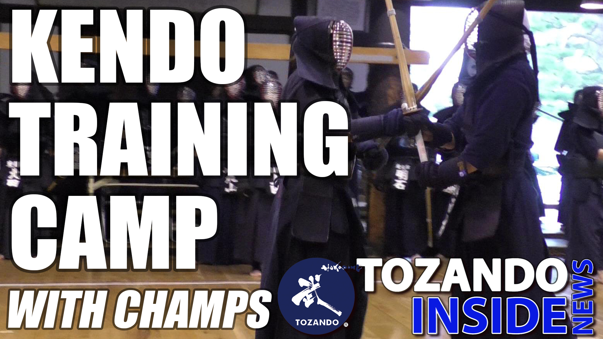 Kendo Training Boot Camp - Kote Techniques by Nishimura