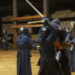 Kendo Training Visit