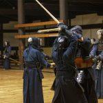 Kendo Training Visit