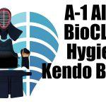 A-1 Alpha 5mm BioCLEAN Hygienic Kendo Bogu Set