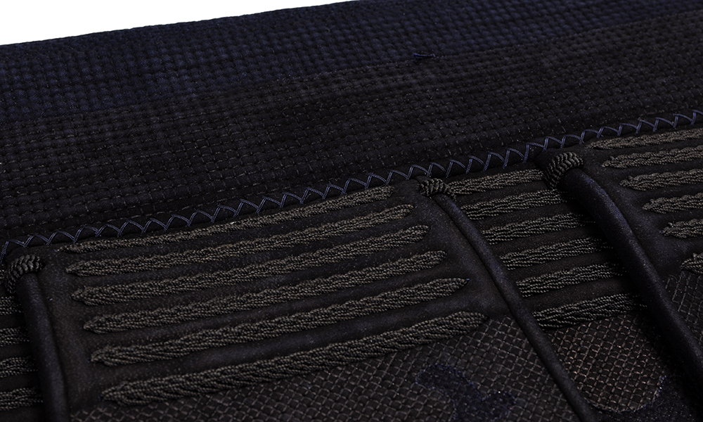 Hand-stitched Kendo Tare image
