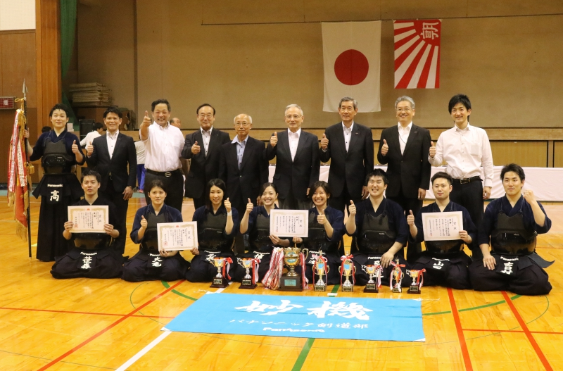 Panasonic-ES-Wins-55th-Kinki-Corporate-Kendo-Championship