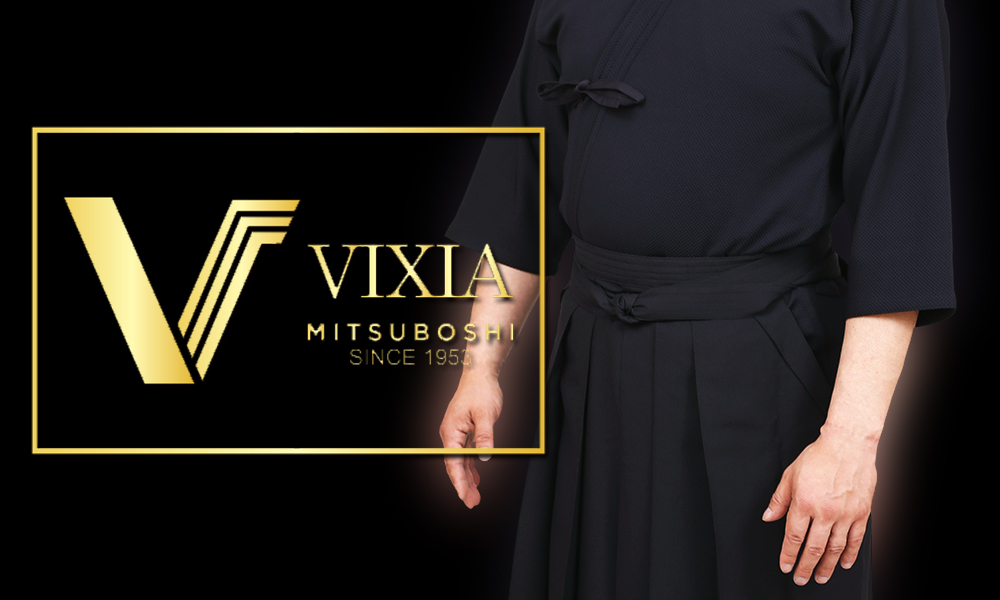 VIXIA: Taking Synthetic Kendo Uniforms One Step Further