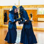 Getting tough physically? Kendo issues in your 40s