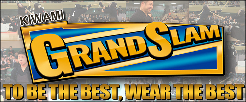 Kiwami Grand Slam Sale - To Be The Best, Wear The Best