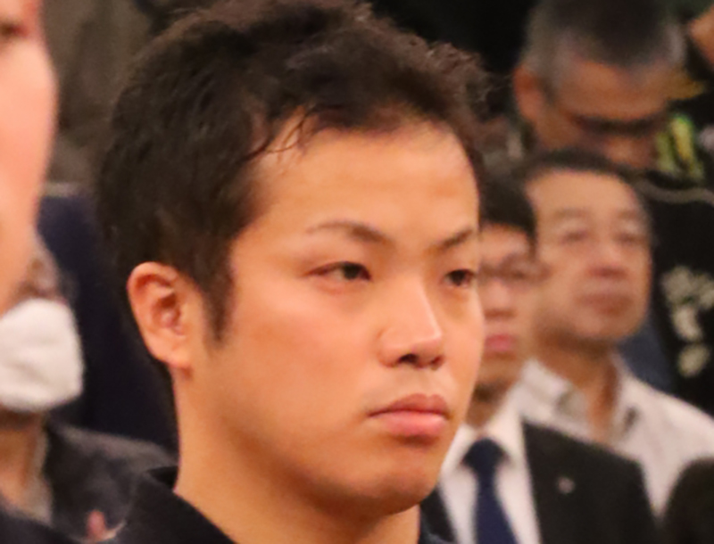 Hayashida Kyohei at the 66th All Japan Kendo championship