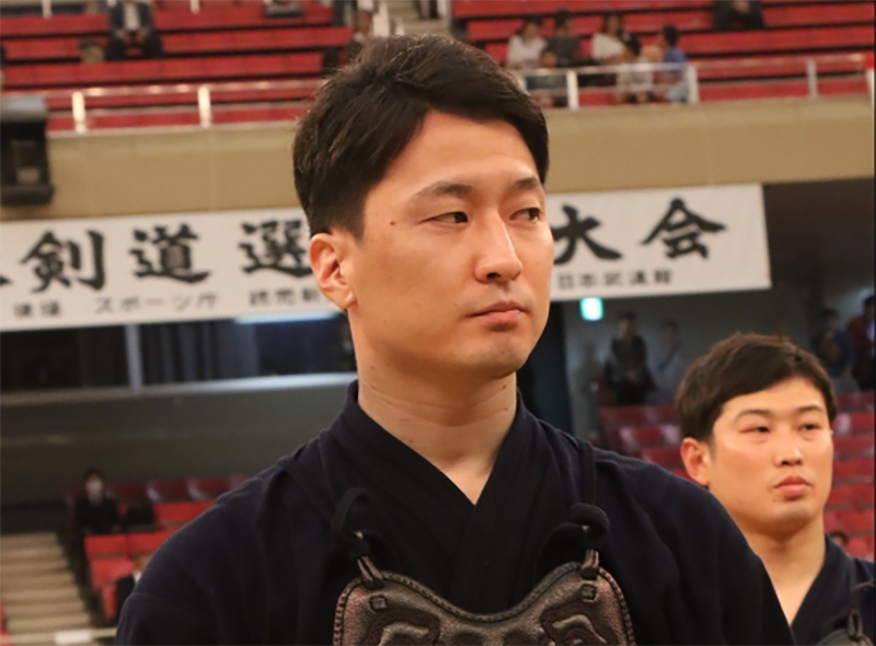 Matsuzaki Ryosuke at the 66th All Japan Kendo championship Taikai