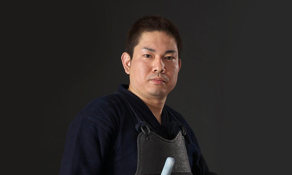 Hayashi Takahiro Kendo Kyoshi 7-dan