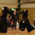 The 17th 8-dan Kendo Invitational Championships