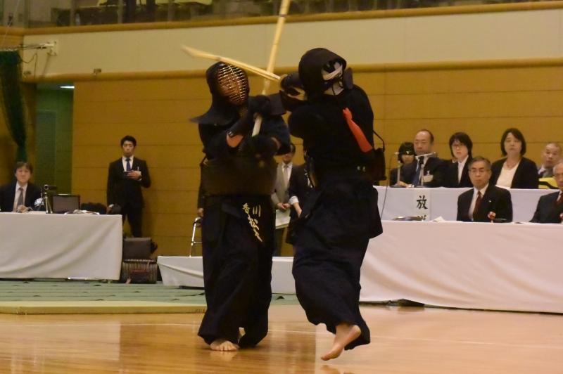 Eiga's men against Matsumoto