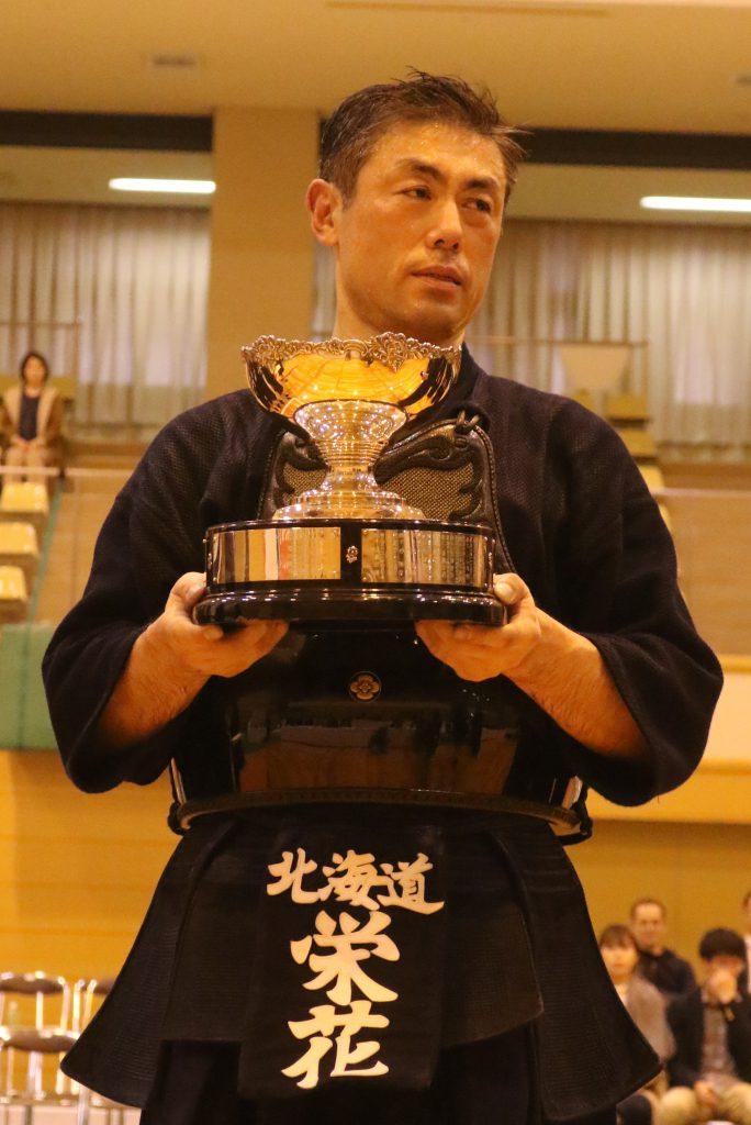 Eiga Sensei, 8-dan, Hokkaido