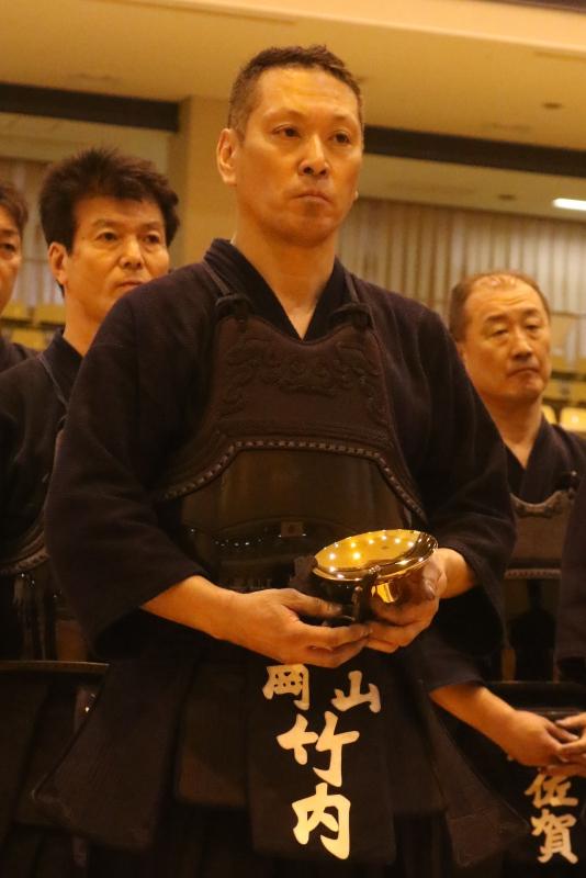 Takeuchi Sensei, 8-dan, Okayama