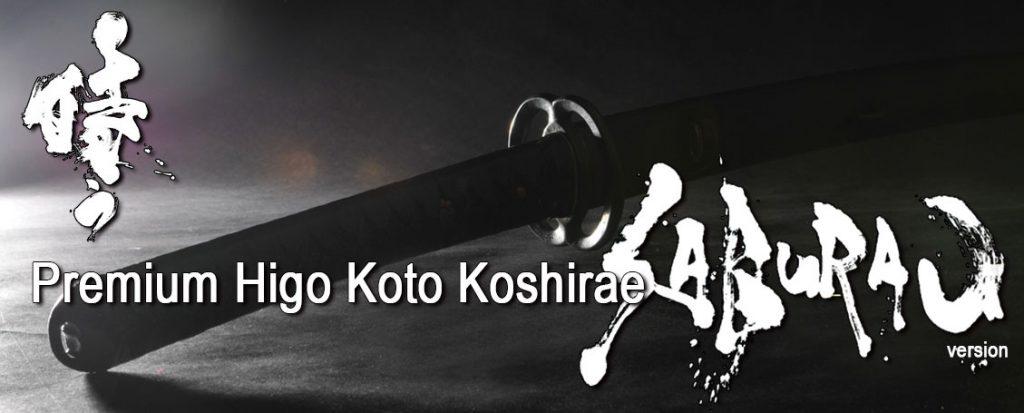 Yamamoto Takahiro's Premium Higo Koshirae