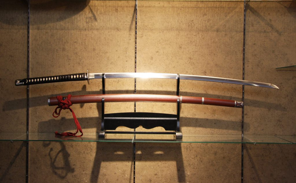 Sasaki Kojiro's Choto (Greatsword) - faithfully imagined by Tozando's craftsman.