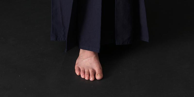 Kendo Footstep