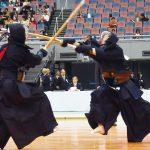 Ashi de semeru – attack with your feet