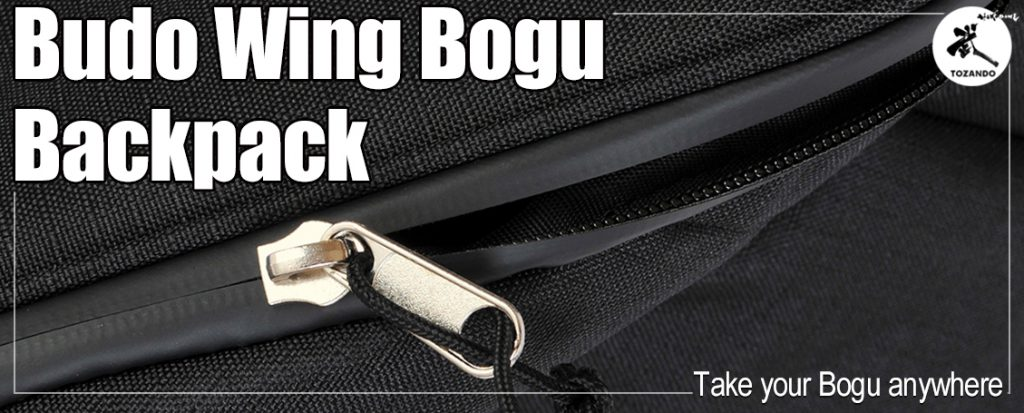 Budo Wing Kendo Bogu Backpack