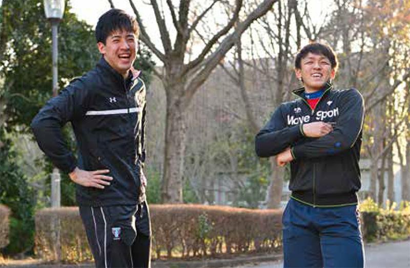 Matsuzaki and Hoshiko