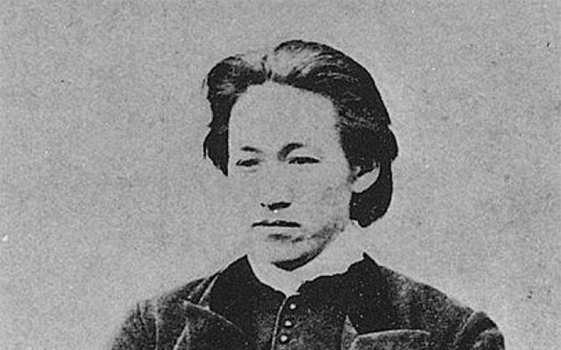 Hijikata Toshizo, vice leader of Shinsengumi posse