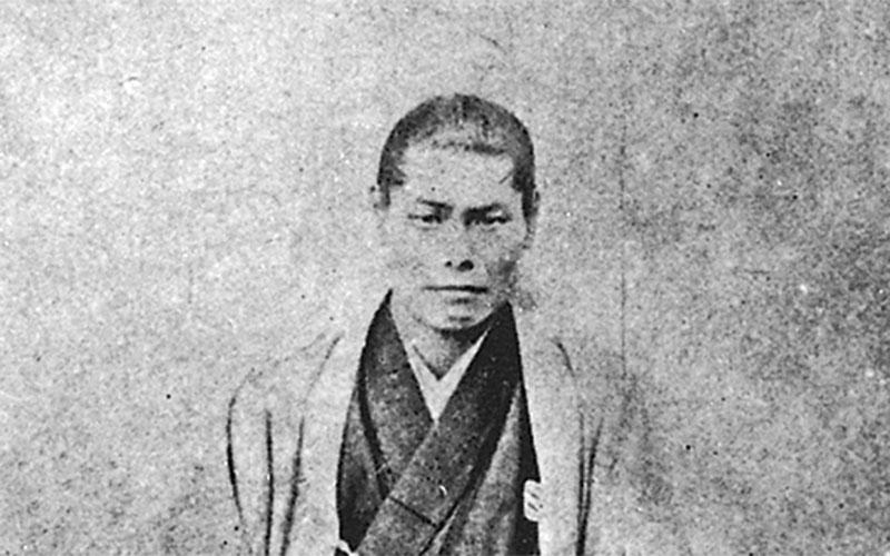 Kondo Isami, the leader of Shinsengumi posse